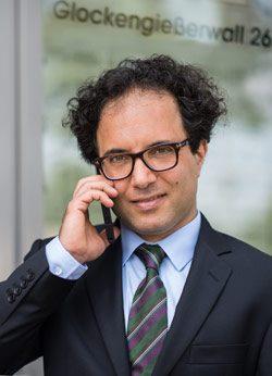 Kontakt - Rechtsanwalt Strafrecht Hamburg Khodakarami